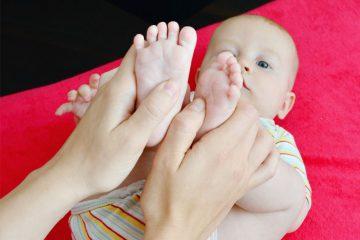 Kinder-Osteopathie